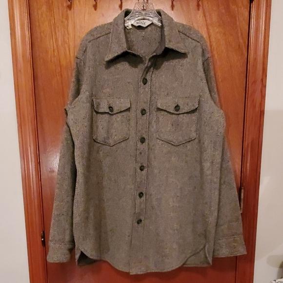 Woolrich Other - 😎VTG😎 Woolrich wool shirt jacket